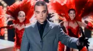 Robbie Williams - No Regrets - Official Music Video