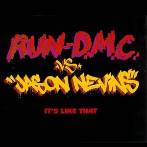 Run–D.M.C. vs. Jason Nevins - It's Like That - single cover