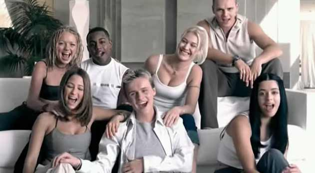 S Club 7 - Two In A Million - Official Music Video