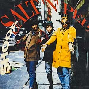 Salt-N-Pepa - Shoop - single cover