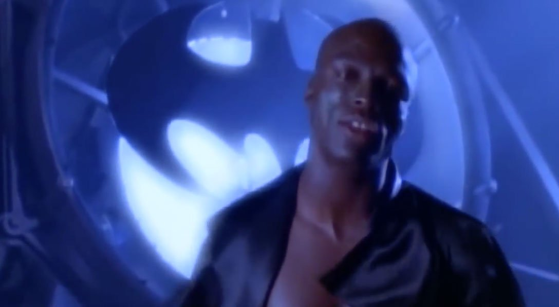 seal kiss from the rose official music video batman