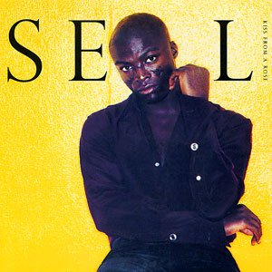 seal kiss from the rose single cover original