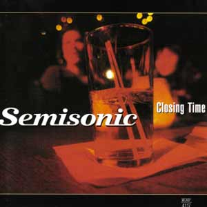 Semisonic - Closing Time - single cover