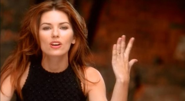 Shania Twain - Don't Be Stupid (You Know I Love You) - Official Music Video