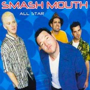 Smash Mouth - All Star - single cover
