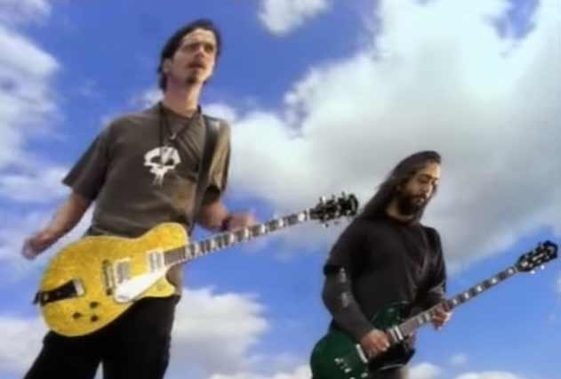 Soundgarden - Black Hole Sun - Official Music Video