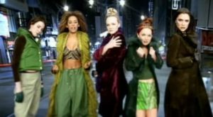 Spice Girls - 2 Become 1 - Official Music Video