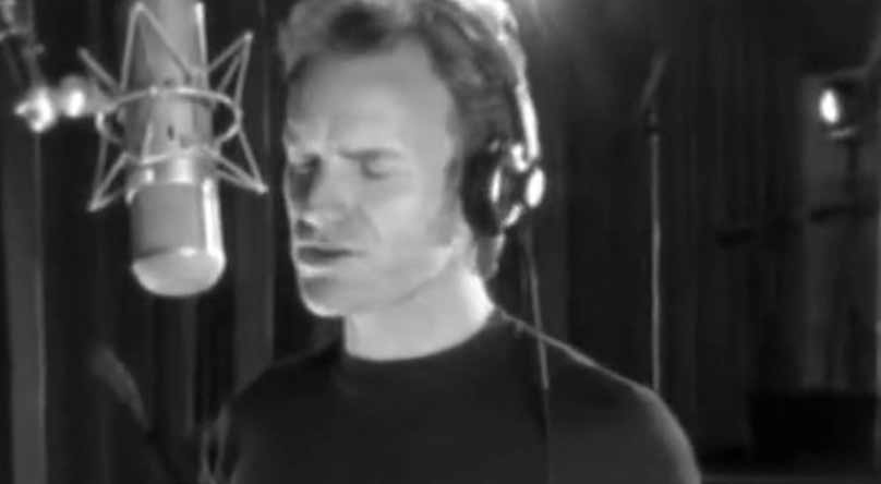 Sting with Eric Clapton - It's Probably Me - Official Music Video