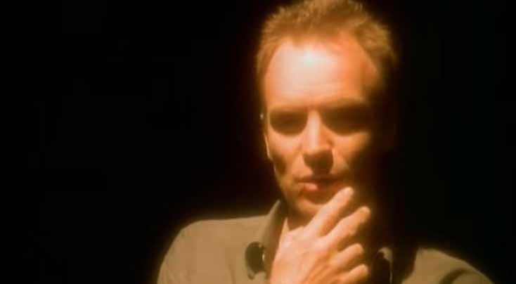 Sting - Fields Of Gold - Official Music Video