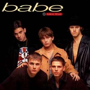 Take That - Babe - single cover