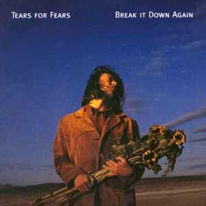 Tears For Fears - Break It Down Again - single cover