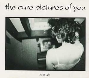 The Cure - Pictures Of You - single cover