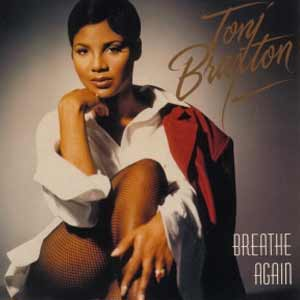 Toni Braxton - Breathe Again - single cover