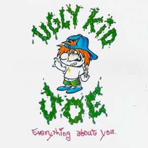 Ugly Kid Joe - Everything About You - single cover