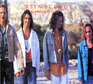 Wet Wet Wet - Goodnight Girl - single cover