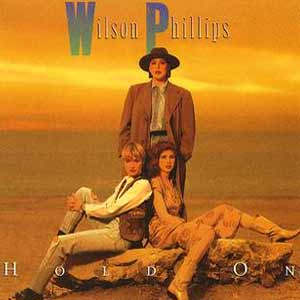 Wilson Phillips - Hold On - single cover