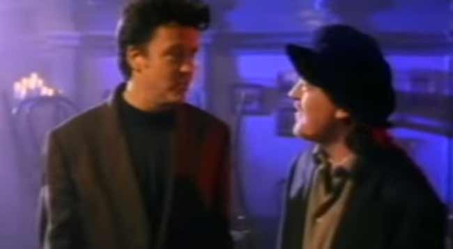 Zucchero & Paul Young - Senza una donna (Without a Woman) - Official Music Video