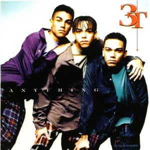 3T - Anything - single cover