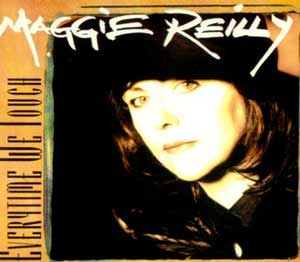 Maggie Reilly - Everytime We Touch - single cover