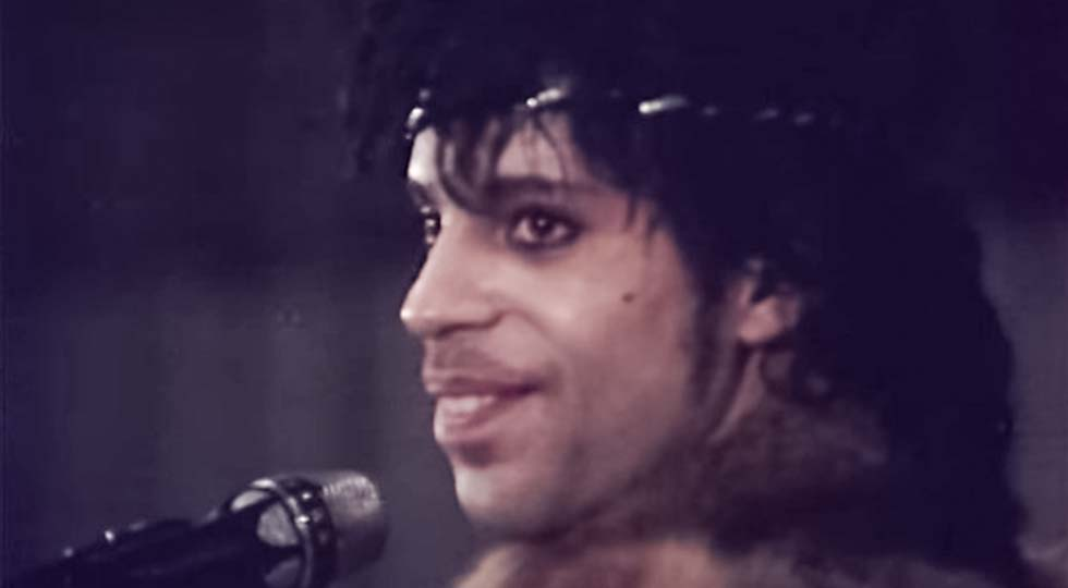 Prince Nothing Compares 2 U original recording music video