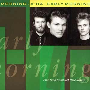 a-ha - Early Morning - single cover