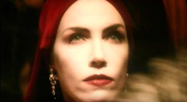 Annie Lennox - Walking on Broken Glass - Official Music Video