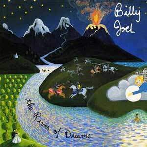 Billy Joel - The River of Dreams - single cover