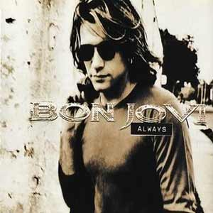 Bon Jovi - Always - single cover