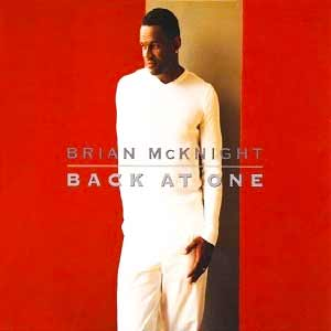 Brian McKnight - Back At One - single cover