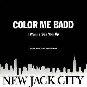 Color Me Badd - I Wanna Sex You Up - single cover