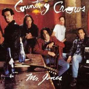 Counting Crows - Mr. Jones - single cover