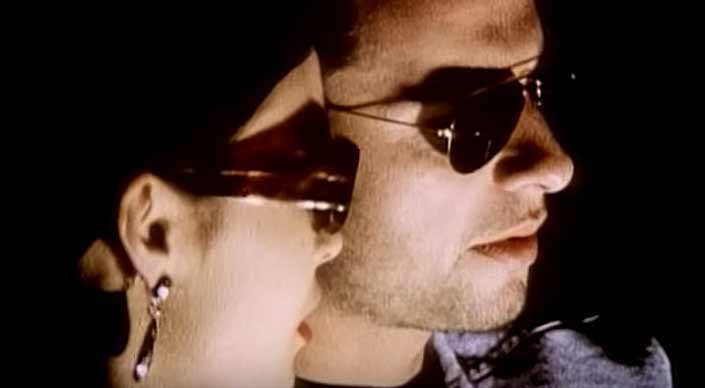 Depeche Mode - World In My Eyes - Official Music Video