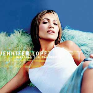 Jennifer Lopez - Waiting For Tonight - single cover