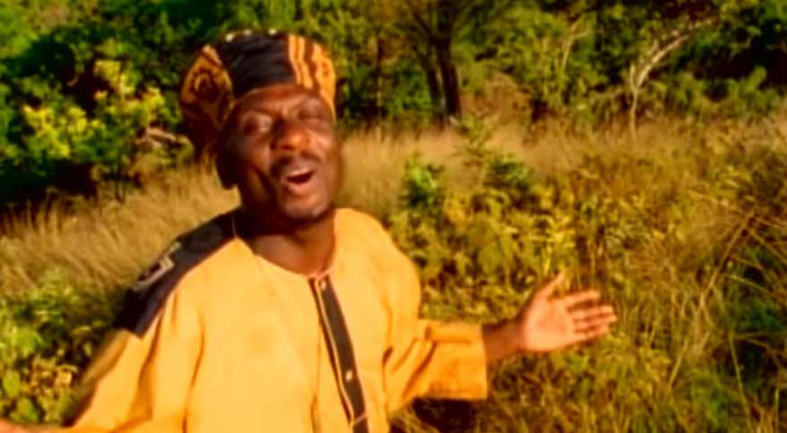 Jimmy Cliff - I Can See Clearly Now - Official Music Video