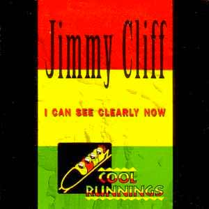 Jimmy Cliff - I Can See Clearly Now - single cover