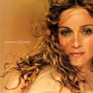 Madonna - Frozen - single cover