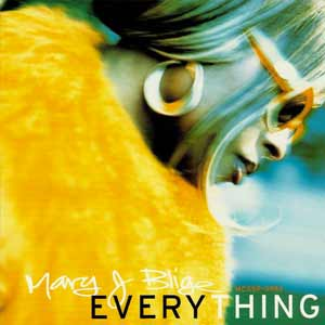 Mary J. Blige - Everything - single cover