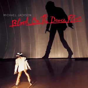 Michael Jackson - Blood On The Dance Floor - single cover