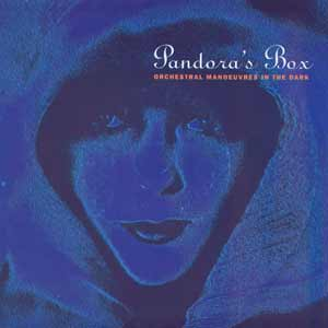 Orchestral Manoeuvres In The Dark - Pandora's Box - single cover - OMD