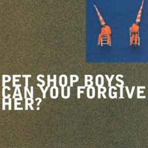 Pet Shop Boys - Can You Forgive Her? - single cover