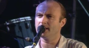 Phil Collins - Do You Remember - Official Music Video