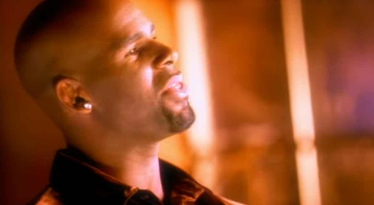 R. Kelly - If I Could Turn Back The Hands Of Time - Official Music Video