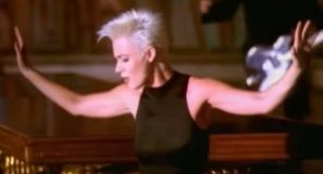 Roxette - Fading Like A Flower (Every Time You Leave) - Official Music Video