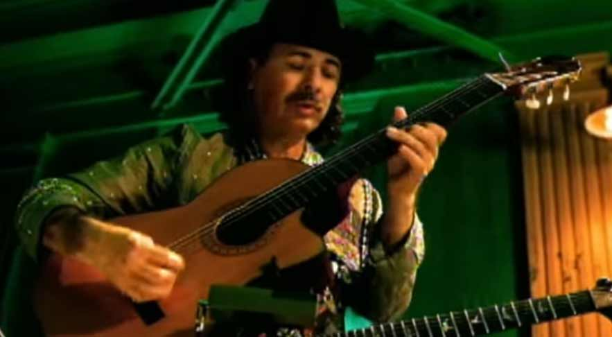 Santana feat. The Product G&B - Maria Maria - Official Music Video