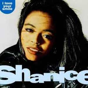Shanice - I Love Your Smile - single cover