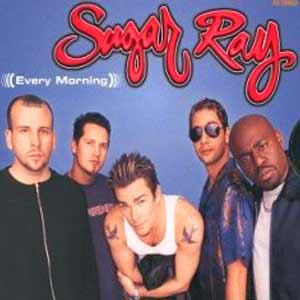 Sugar Ray - Every Morning - single cover