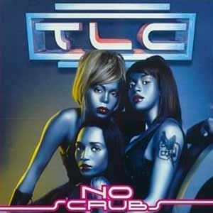TLC - No Scrubs - single cover