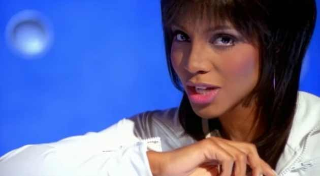 Toni Braxton - You're Makin' Me High - Official Music Video