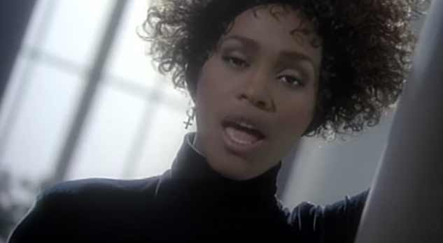 Whitney Houston - All The Man That I Need - Official Music Video