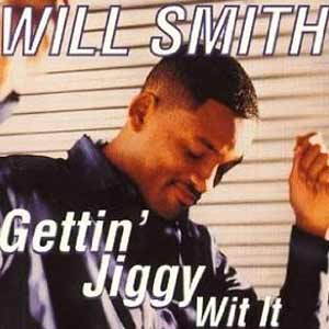 Will Smith - Gettin' Jiggy Wit It - single cover